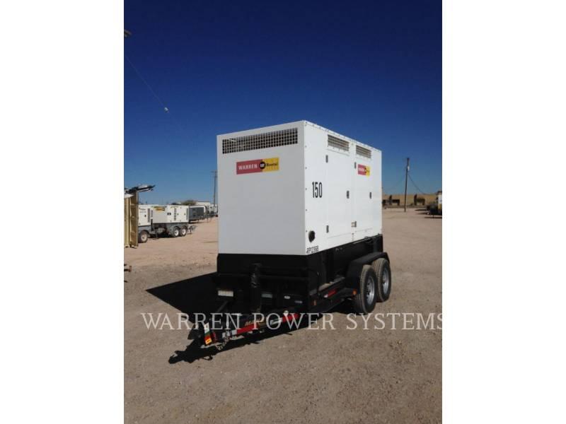 NORAM BEWEGLICHE STROMAGGREGATE N150 equipment  photo 1