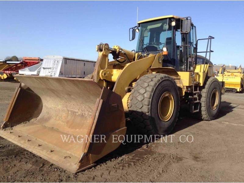 CATERPILLAR CARGADORES DE RUEDAS 966G II equipment  photo 1
