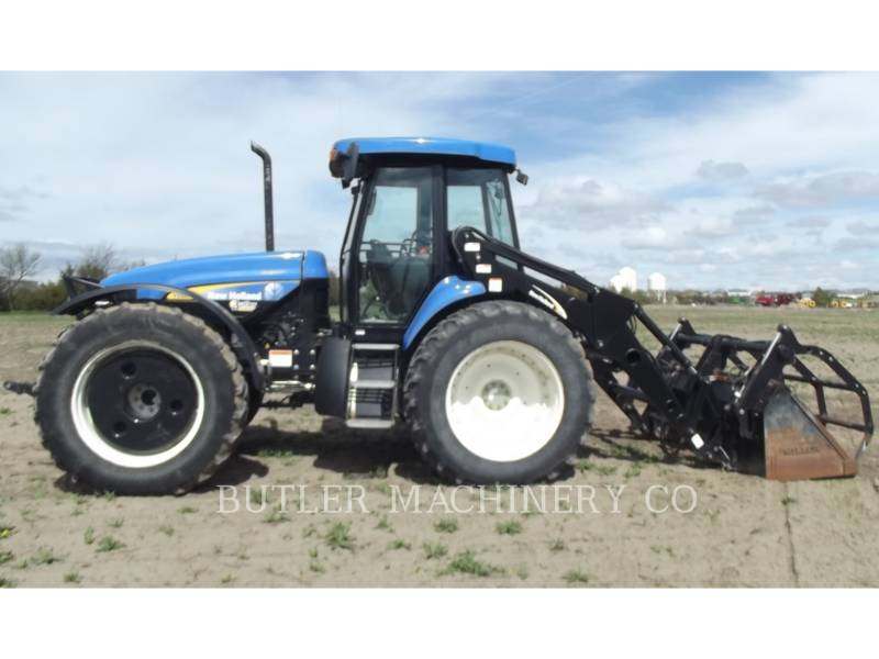 NEW HOLLAND LANDWIRTSCHAFTSTRAKTOREN TV6070 equipment  photo 4
