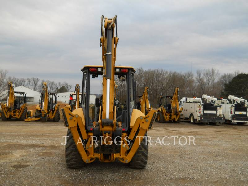 CATERPILLAR BAGGERLADER 415F 4 equipment  photo 5