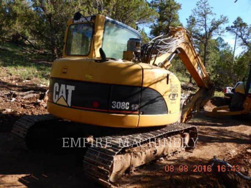 CATERPILLAR EXCAVADORAS DE CADENAS 308CCR equipment  photo 3