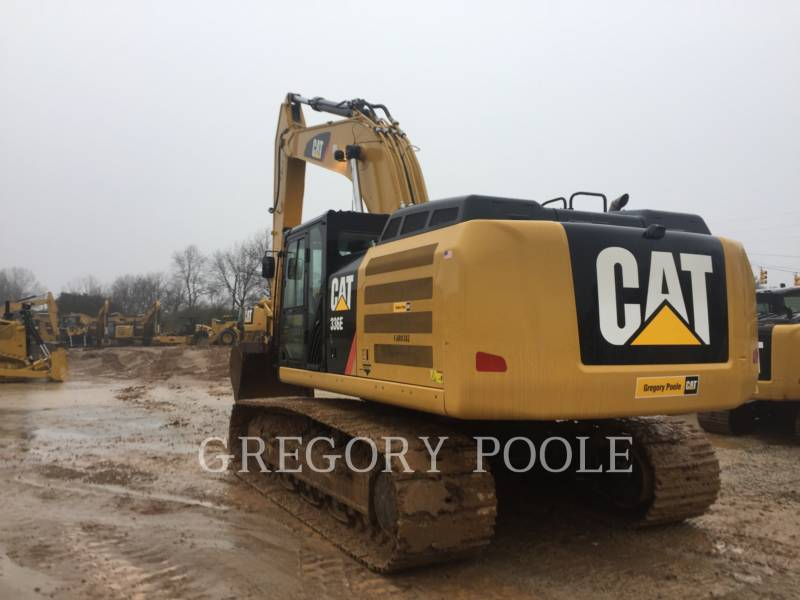 CATERPILLAR ESCAVADEIRAS 336E L equipment  photo 8