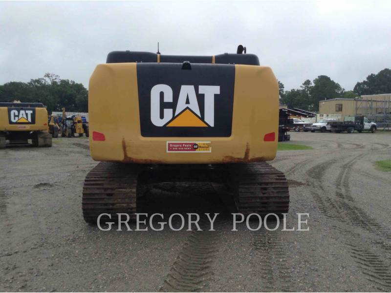 CATERPILLAR KETTEN-HYDRAULIKBAGGER 323FL equipment  photo 7