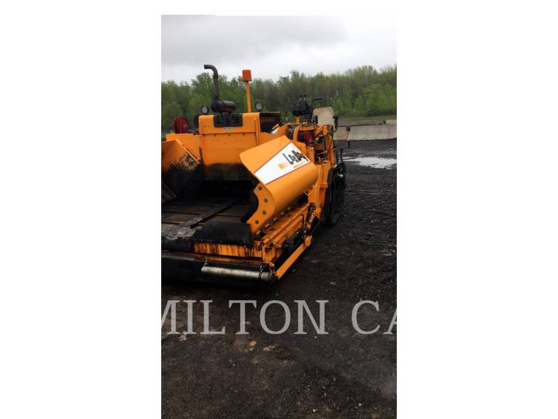 LEE-BOY ASPHALT PAVERS 8510HD equipment  photo 2