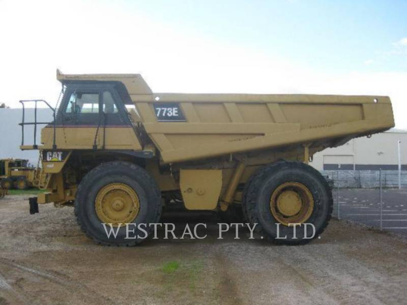 CATERPILLAR TOMBEREAUX RIGIDES POUR MINES 773E equipment  photo 3