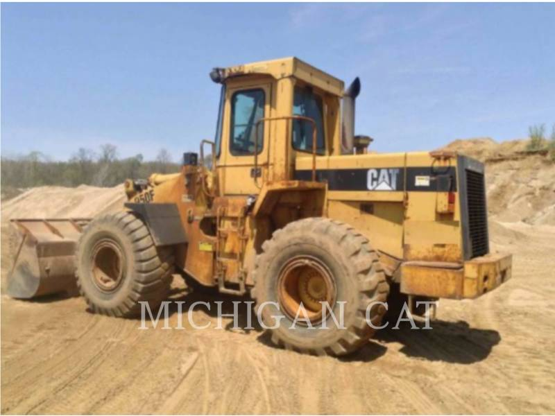 CATERPILLAR CARGADORES DE RUEDAS 950F equipment  photo 3