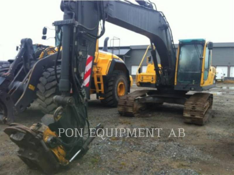 VOLVO CONSTRUCTION EQUIP BRASIL ESCAVADEIRAS EC210 equipment  photo 2