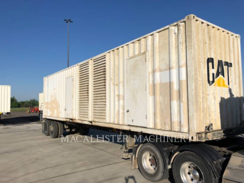 CATERPILLAR PORTABLE GENERATOR SETS C27 equipment  photo 23