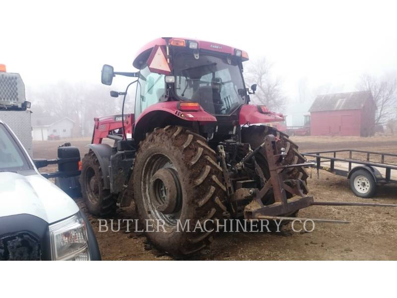 CASE/INTERNATIONAL HARVESTER LANDWIRTSCHAFTSTRAKTOREN PUMA 160 equipment  photo 4
