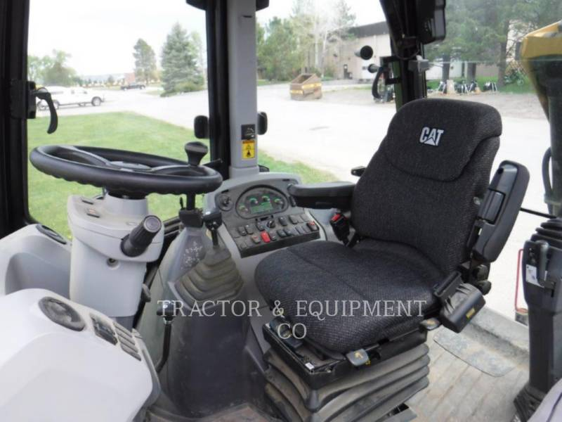 CATERPILLAR BACKHOE LOADERS 420F2ST equipment  photo 4