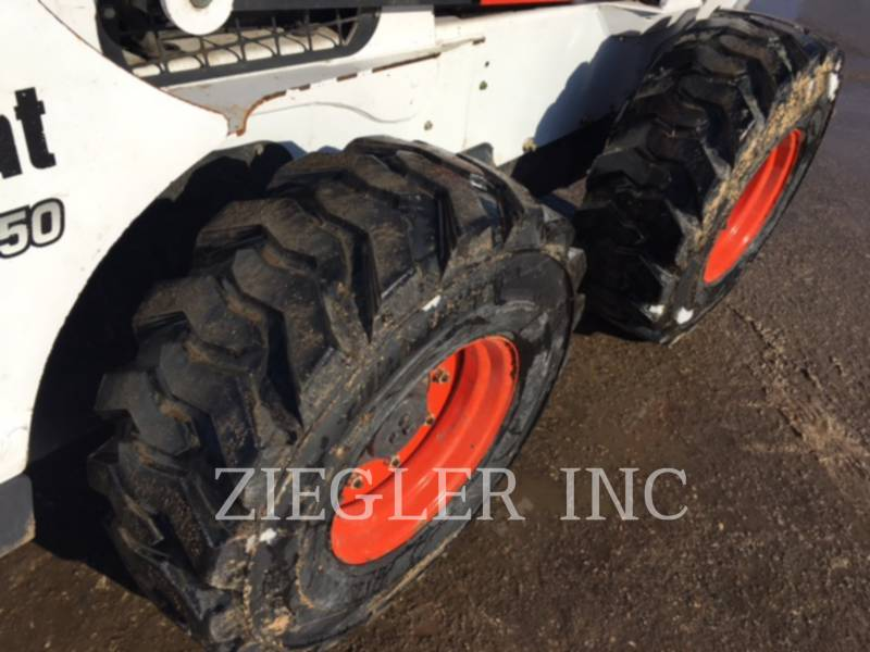 BOBCAT CHARGEURS COMPACTS RIGIDES S850 equipment  photo 3