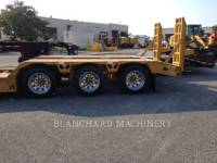 Equipment photo XL SPECIALIZED TRAILERS INC. XL 100 HDG REMORQUES 1