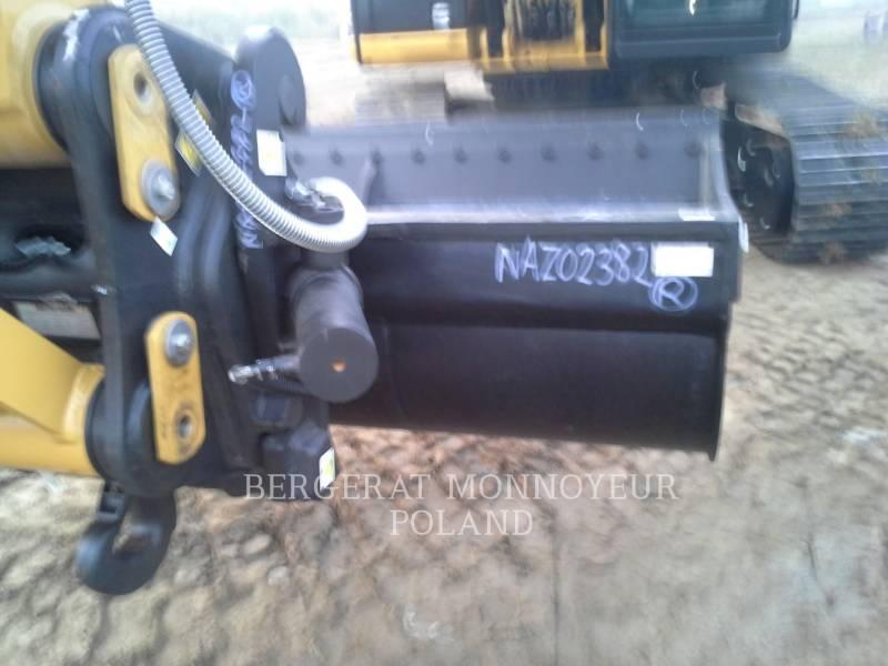 CATERPILLAR TRACK EXCAVATORS 320E L equipment  photo 5
