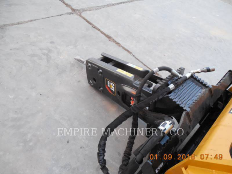 CATERPILLAR  HAMER H55E SSL equipment  photo 4