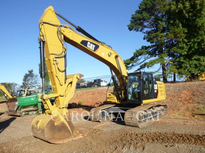 CATERPILLAR PELLES SUR CHAINES 330F equipment  photo 7