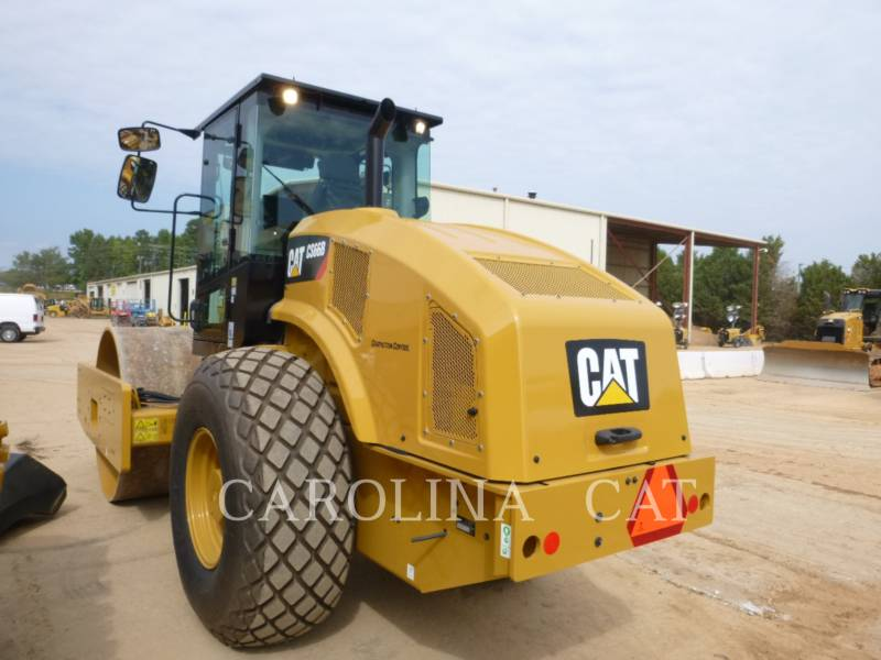CATERPILLAR VIBRATORY TANDEM ROLLERS CS66B CB equipment  photo 4