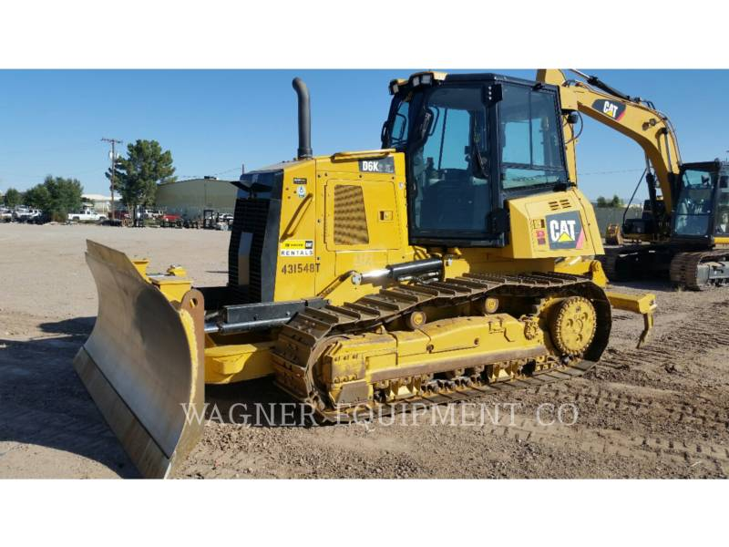 CATERPILLAR TRACK TYPE TRACTORS D6K2 XL equipment  photo 1