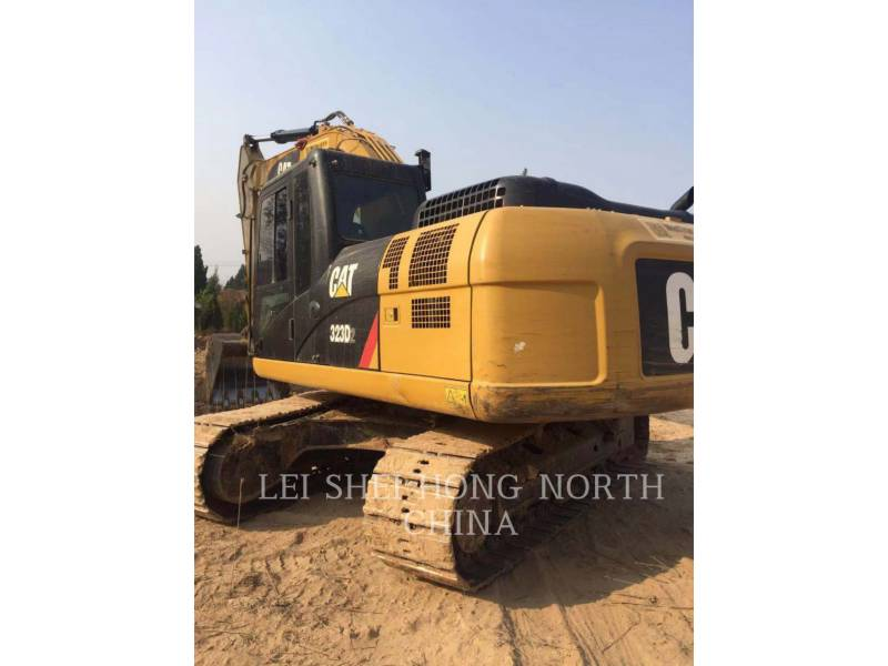 CATERPILLAR 履带式挖掘机 320D2 equipment  photo 1