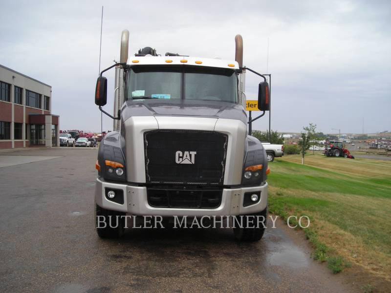 CATERPILLAR CAMIONES DE CARRETER CT660 equipment  photo 3