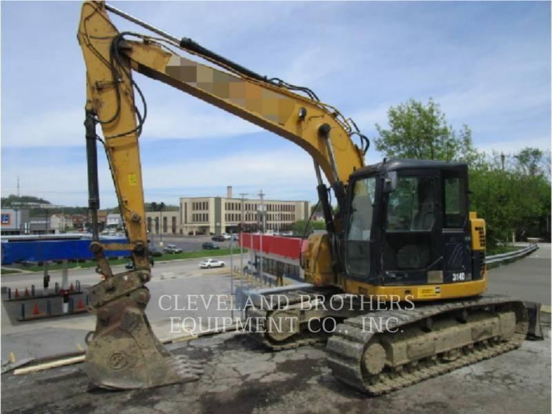 CATERPILLAR TRACK EXCAVATORS 314DLCR equipment  photo 1
