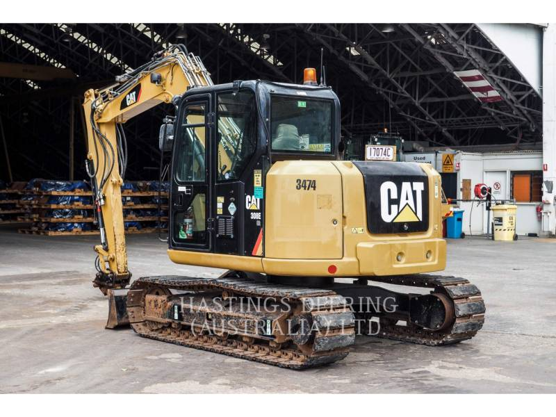 CATERPILLAR トラック油圧ショベル 308ECRSB equipment  photo 6