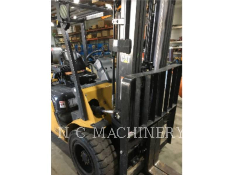 CATERPILLAR FORKLIFTS P6000-GLE equipment  photo 7