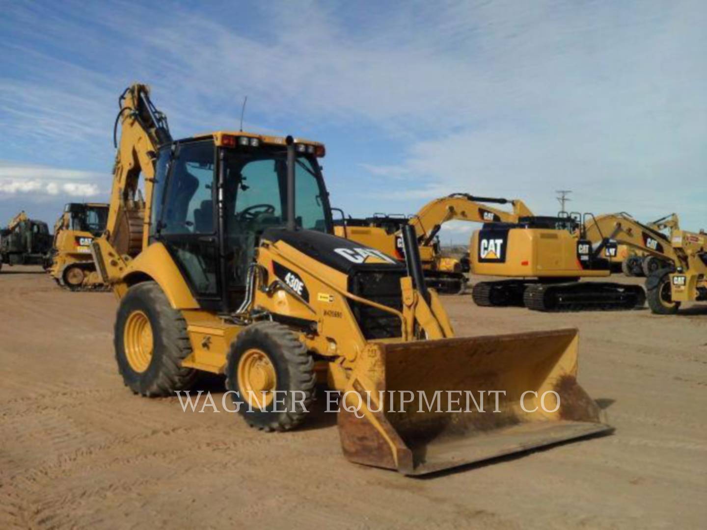 Detail photo of 2012 Caterpillar 430E from Construction Equipment Guide