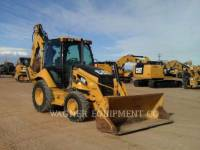 CATERPILLAR BAGGERLADER 430E 4WD equipment  photo 4