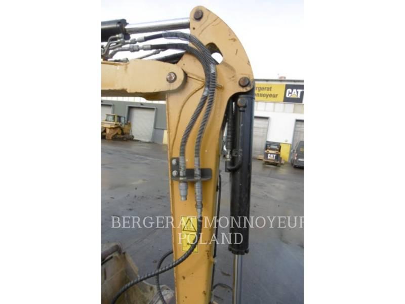 CATERPILLAR KETTEN-HYDRAULIKBAGGER 303.5E CR equipment  photo 8