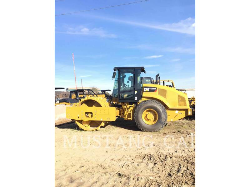 CATERPILLAR PAVIMENTADORA DE ASFALTO CS66B equipment  photo 1