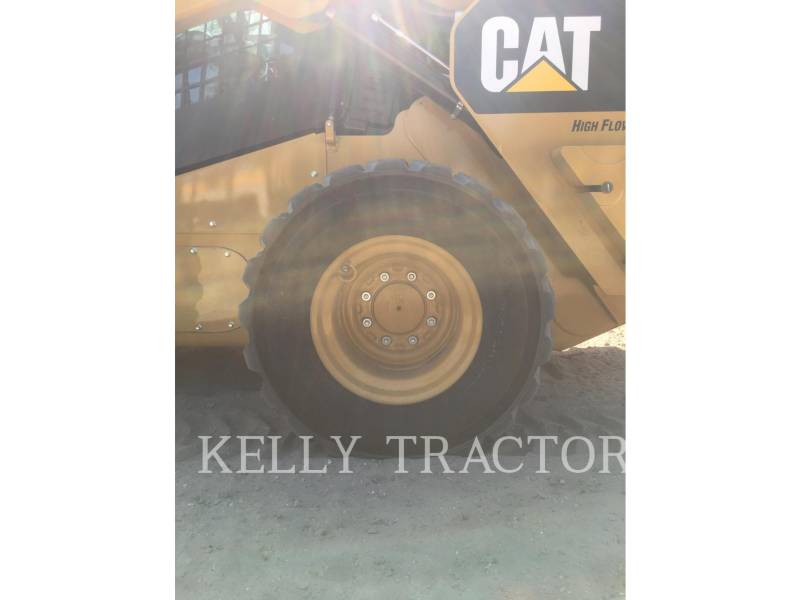 CATERPILLAR CHARGEURS COMPACTS RIGIDES 262D equipment  photo 16
