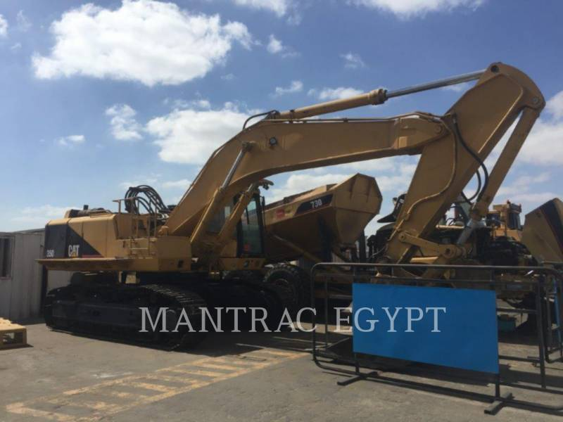 CATERPILLAR PELLES SUR CHAINES 350 equipment  photo 2