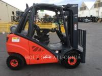 LINDE FORKLIFTS H30T equipment  photo 1