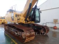 Equipment photo CATERPILLAR 349FL KETTEN-HYDRAULIKBAGGER 1