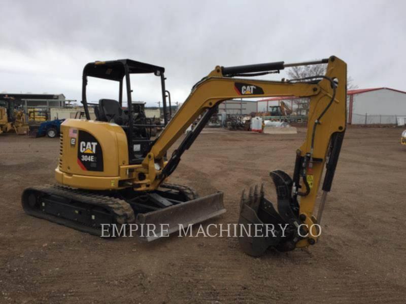 CATERPILLAR トラック油圧ショベル 304E2 ORTH equipment  photo 2