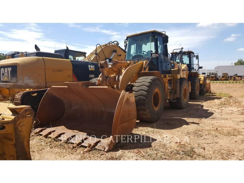 CATERPILLAR RADLADER/INDUSTRIE-RADLADER 950H equipment  photo 1