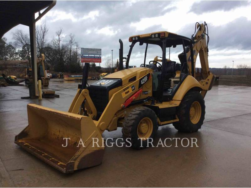 CATERPILLAR TERNE 420FST equipment  photo 1