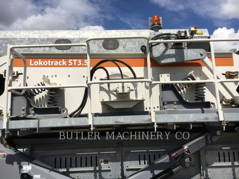 METSO CRIBAS ST3.5LOKOT equipment  photo 15
