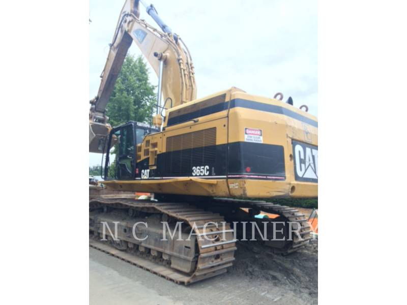 CATERPILLAR EXCAVADORAS DE CADENAS 365C L equipment  photo 1