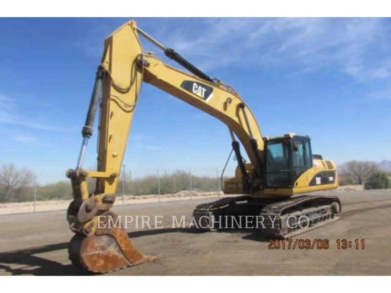 Caterpillar EXCAVATOARE PE ŞENILE 325DL equipment  photo 1
