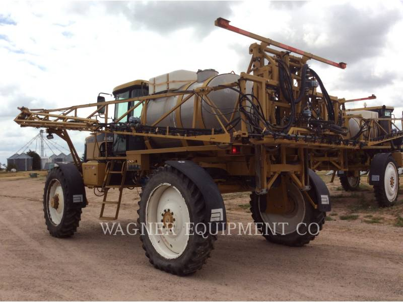 AG-CHEM PULVERIZADOR RG1264C equipment  photo 5