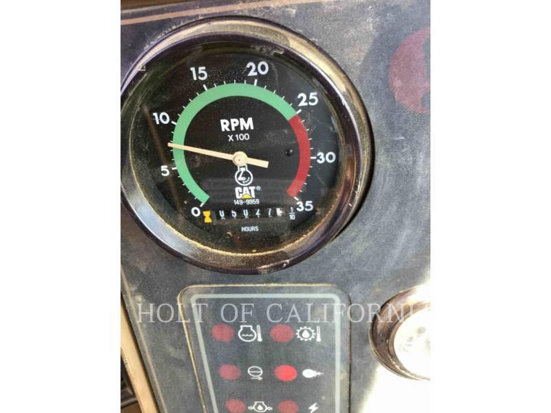 CATERPILLAR MOTOESCREPAS 615CII equipment  photo 13