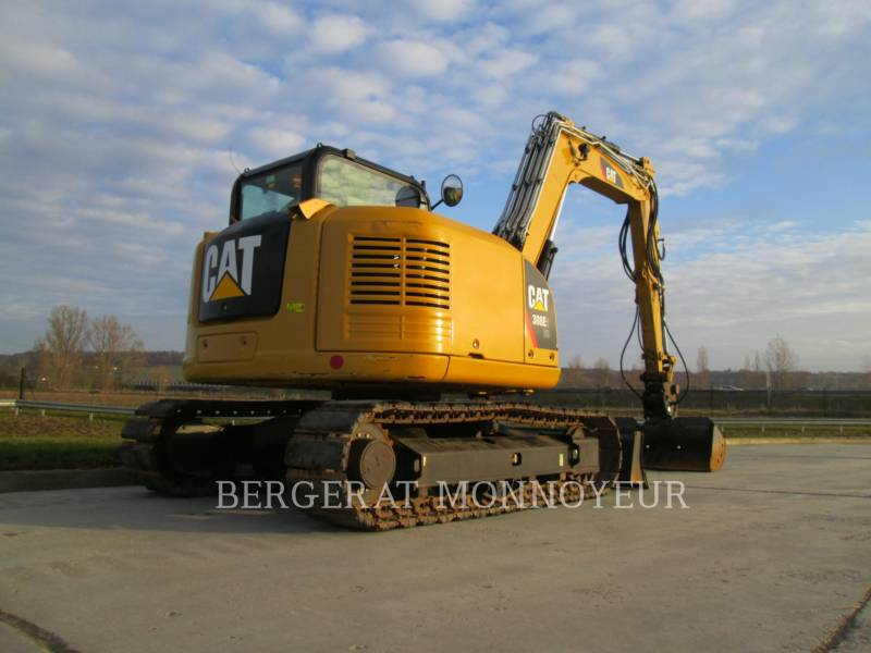 CATERPILLAR KOPARKI GĄSIENICOWE 308E2 CR equipment  photo 3