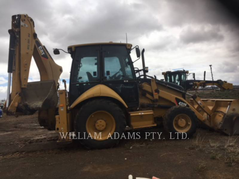 CATERPILLAR BACKHOE LOADERS 432E equipment  photo 2