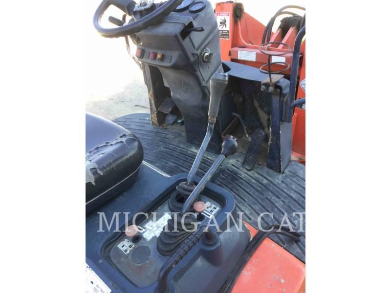 KUBOTA CORPORATION CARGADORES DE RUEDAS R520S equipment  photo 7