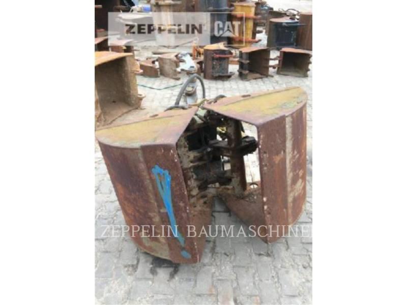 HYDRAULIK-GREIFER-TECHNOLOGIE-GMBH UL – GRAIFĂR ZZ4-800 Greifer equipment  photo 1