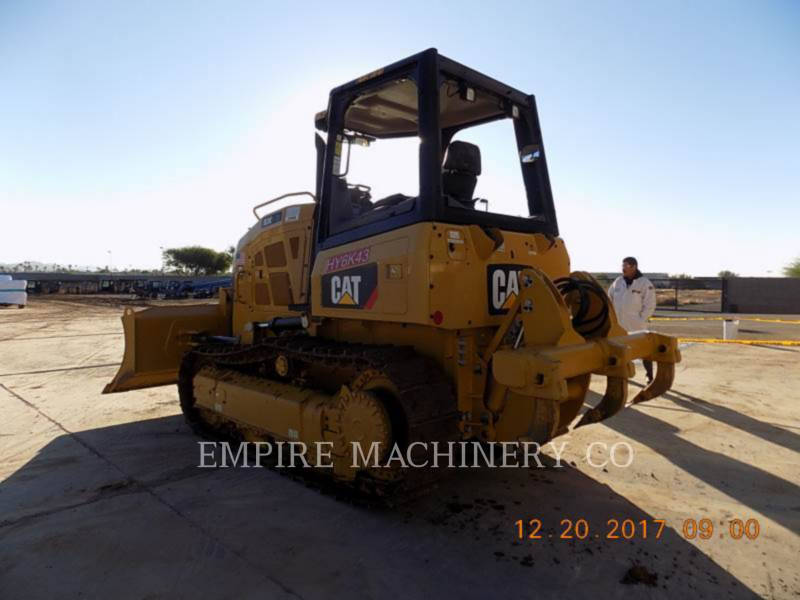 CATERPILLAR TRACTORES DE CADENAS D3K2 equipment  photo 1