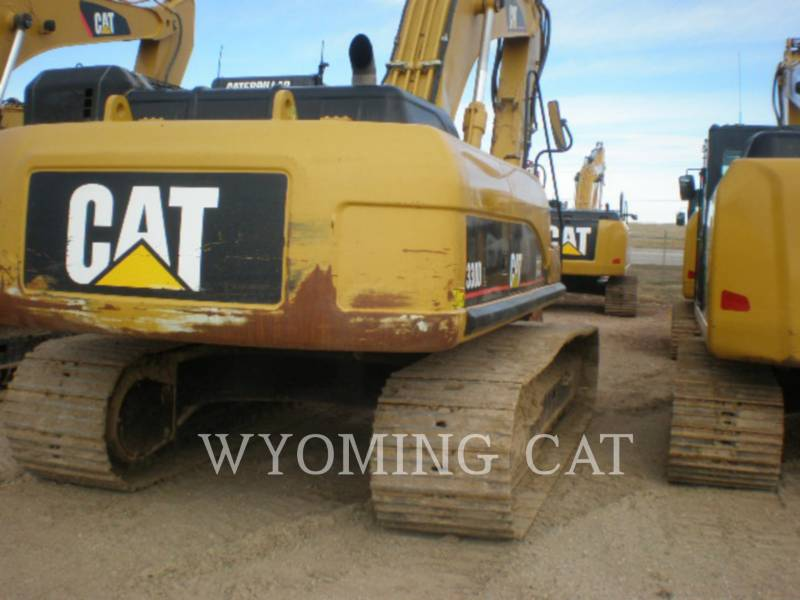 CATERPILLAR トラック油圧ショベル 330DL equipment  photo 5
