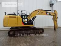 CATERPILLAR KETTEN-HYDRAULIKBAGGER 329EL equipment  photo 6