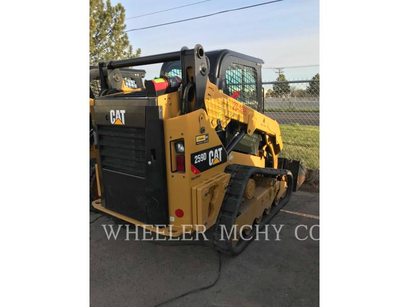 CATERPILLAR DELTALADER 259D C3-H2 equipment  photo 7